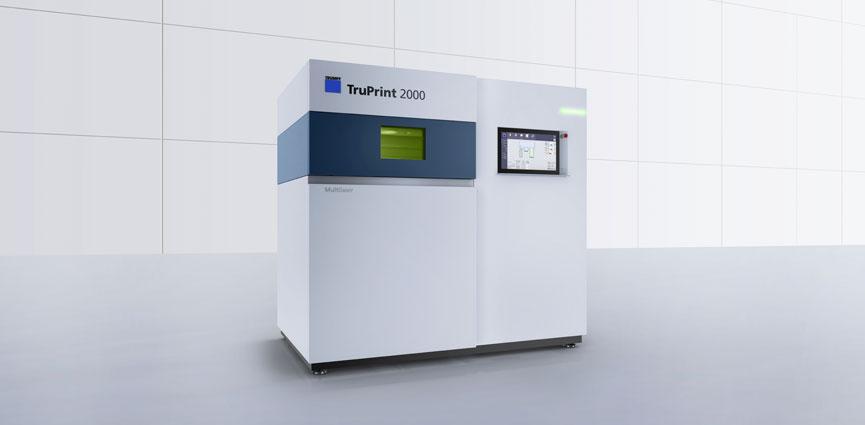 TRUMPF presenta su solución más completa en fabricación aditiva para el sector médico-dental