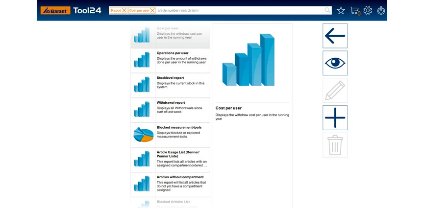 software GARANT Tool24
