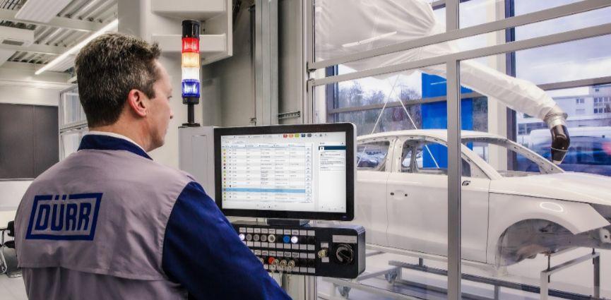 Advanced Analytics de Dürr lleva la inteligencia artificial a los talleres de pintura
