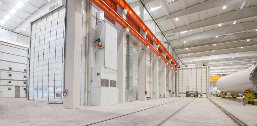 GEINSA suministra a Haizea Wind una segunda cabina para torres eólicas off shore