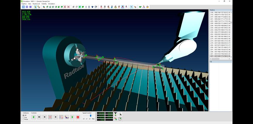 El nuevo RADAN proporciona el Nesting Ultimate para Máquinas de Punzonado