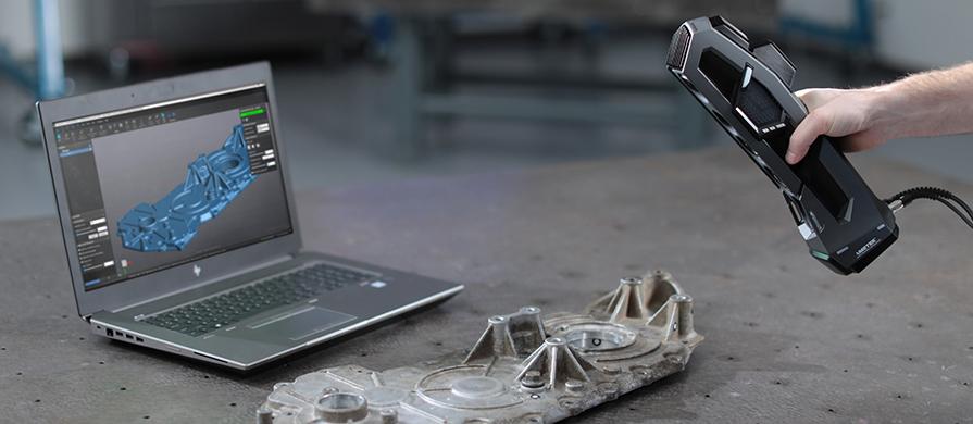 ¿Sabes por qué es necesario un escáner 3D en una fundición?