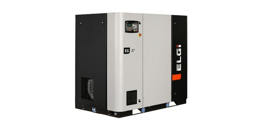 Los compresores de ELGi consiguen ahorros energéticos en los procesos de fabricación en la planta de Rubber Resources de Holanda
