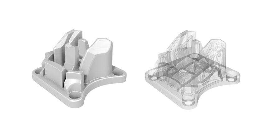 AM Solutions - Acabado eficiente y totalmente automático de conductos internos