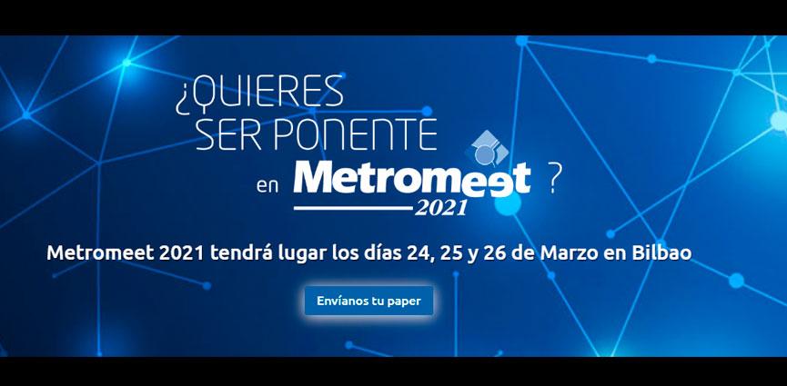 Conferencia en metrología dimensional industrial: Metromeet busca ponentes para su 17ª edición