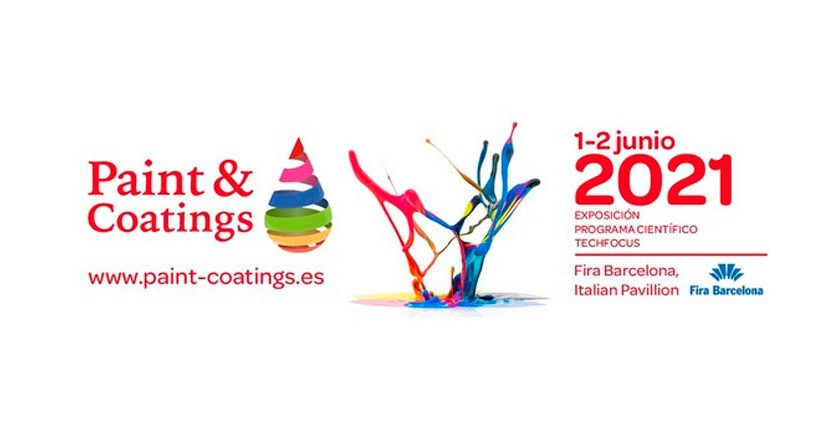 Paint & Coatings se pospone al 1-2 de junio de 2021