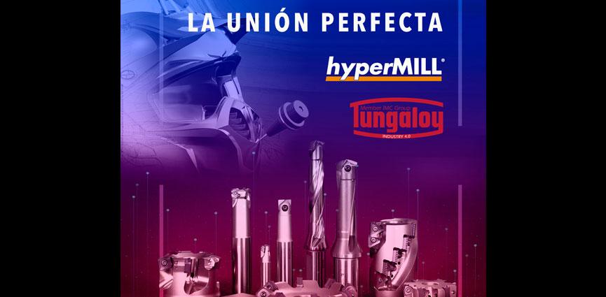 HyperMILL + Tungaloy: La union perfecta
