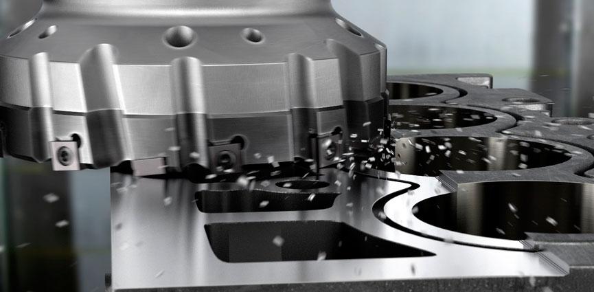 Mejorar el mecanizado de aluminio