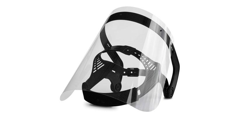 Haimer Face Shield - Calidad hecha en Alemania