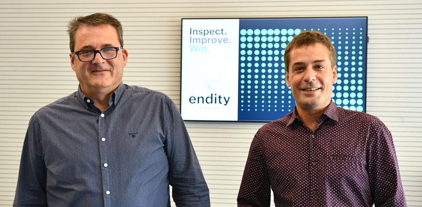 DANOBATGROUP e IDEKO crean una nueva empresa para el desarrollo de soluciones de inspección no destructiva, Endity Solutions