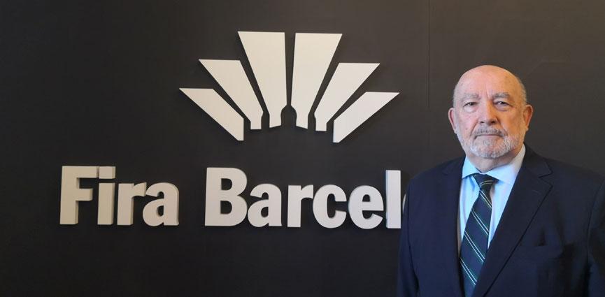 """Giampiero Cortinovis: """"Eurosurfas 2021 dará un gran protagonismo a las Smart Surfaces"""""""