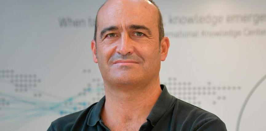 El investigador de IDEKO David Barrenetxea, elegido miembro permanente del principal foro internacional de fabricación industrial