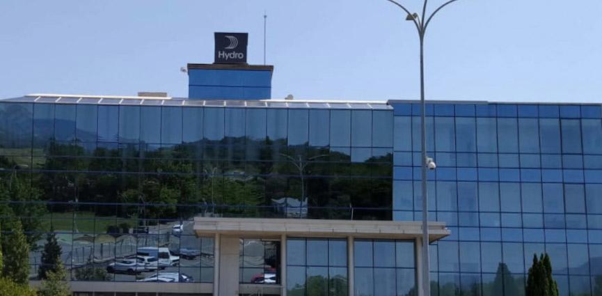 Hydro comienza a operar con su mayor prensa de extrusión en España