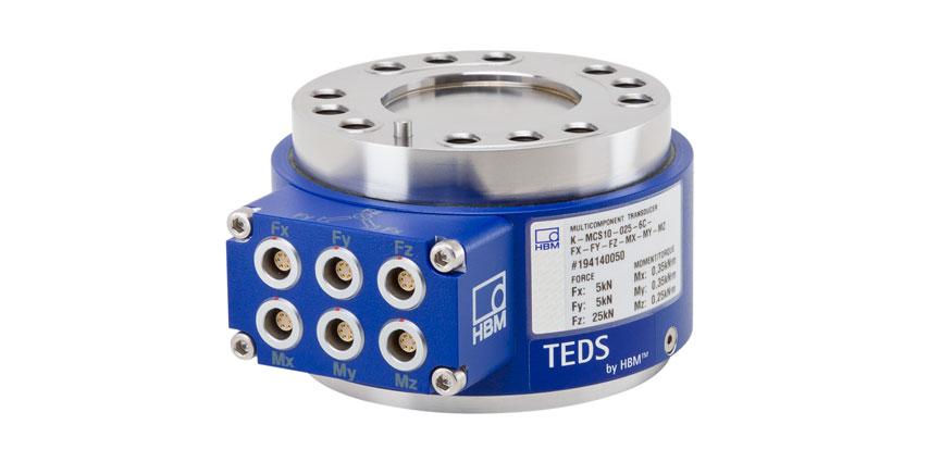 Sensor multicomponentes MCS10 de HBK, ahora con nuevo rango de medida AMPLIADO