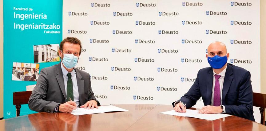 Siemens firma con la Universidad de Deusto un acuerdo para impulsar la transformación digital