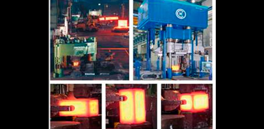 El acero premium para trabajo en caliente CS1