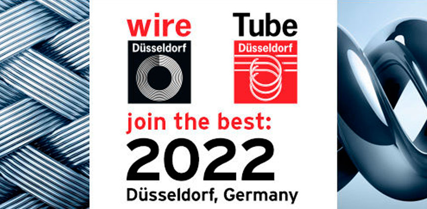 Wire and Tube: se establecen los términos para 2022