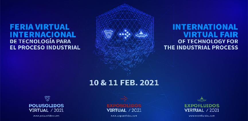 En solo 4 días ya se han registrado más de 18.000 profesionales de 9 países a la Feria Virtual Internacional de Tecnología para el Proceso Industrial