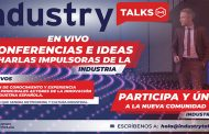 Industry Talks. En vivo Conferencias e ideas. Charlas impulsoras de la industria.