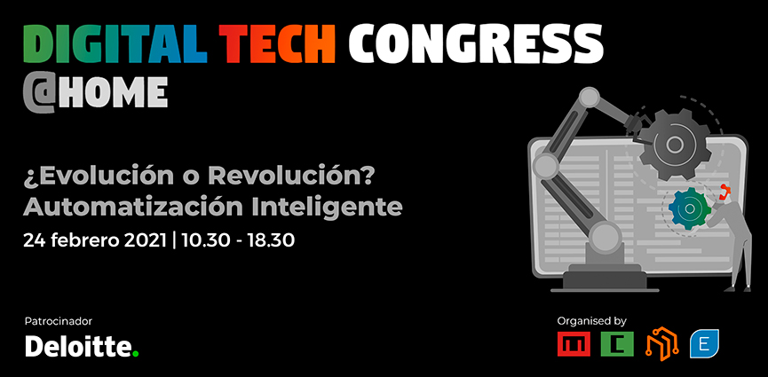 MetalMadrid, Empack y Logistics & Automation presentan su primer Digital Tech Congress