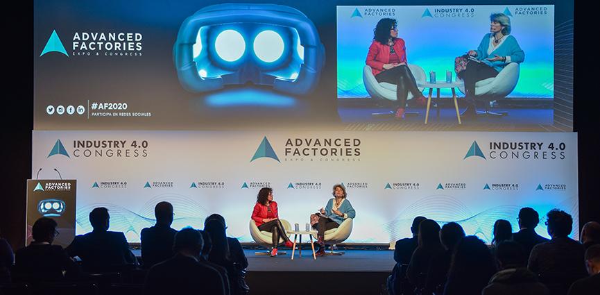 Advanced Factories abre acreditaciones para su cita anual, que tendrá lugar del 8 al 10 de junio en Barcelona