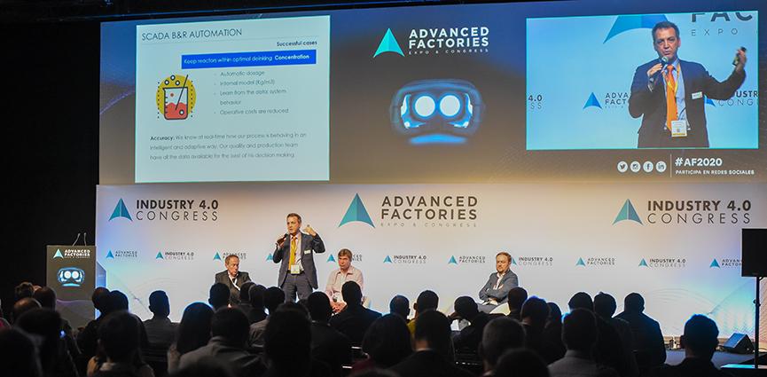 Advanced Factories traslada su quinta edición al mes de junio
