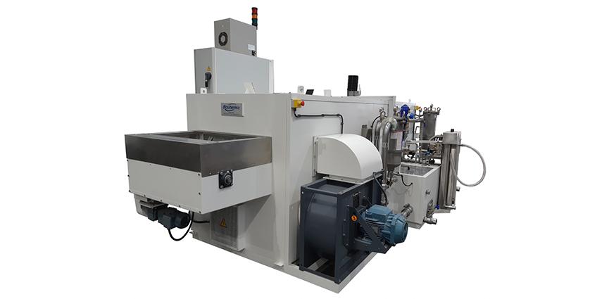 BAUTERMIC, S.A. Fabrica máquinas para el tratamiento superficial y la limpieza técnica de todo tipo de piezas y componentes industriales