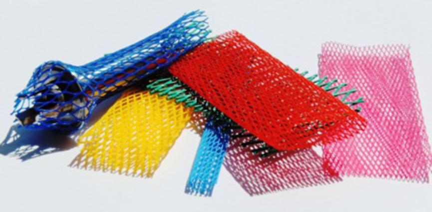 POLISOL Mallas Tubulares para protección industrial