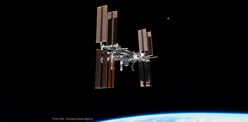 Tekniker testeará materiales para mecanismos y estructuras espaciales