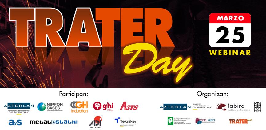 TRATER DAY. El Fórum de Tratamiento Térmico se celebrará el próximo 25 de marzo