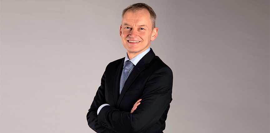 Hubert Windegger se encarga de las finanzas del Grupo ASK Chemicals