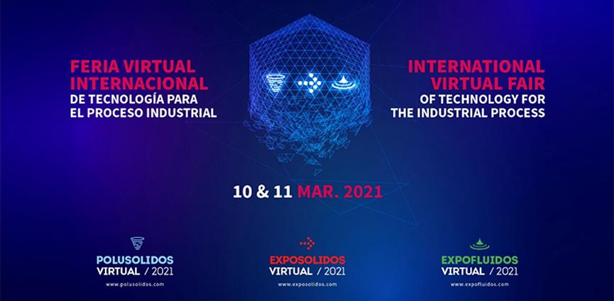 24.347 profesionales visitan la Feria Virtual Internacional de Tecnología para el Proceso Industrial