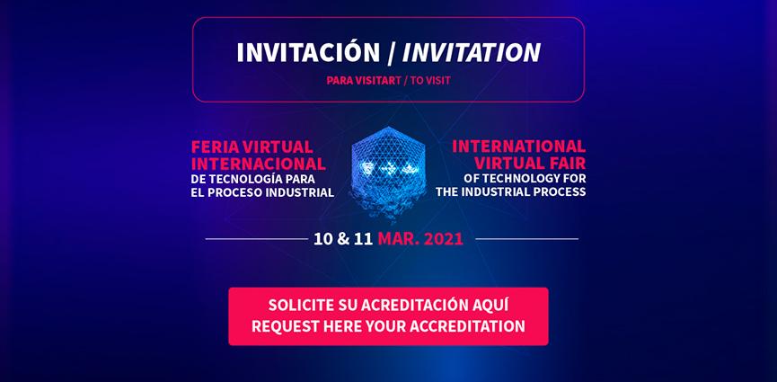 El ministro Pedro Duque inaugura el evento. Un comité de expertos en seguridad cibernética asegura la normal celebración de la Feria Virtual Internacional de Tecnología para el Proceso Industrial