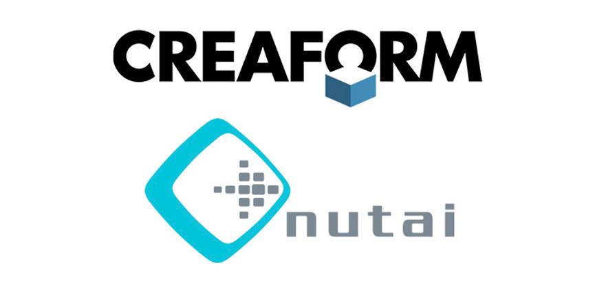 Nutai, nuevo socio integrador para soluciones automatizadas de Creaform en España