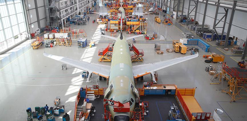 Stratasys obtiene la extensión del contrato de Airbus