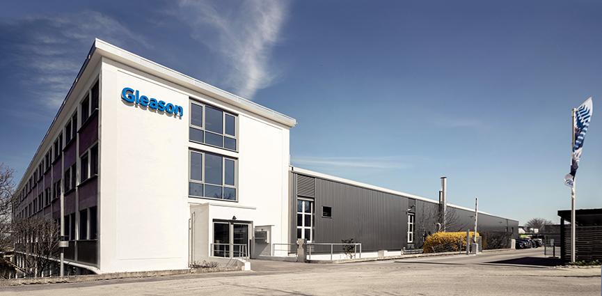 """Gleason. 125 años de """"Gear Technology"""" en Munich"""