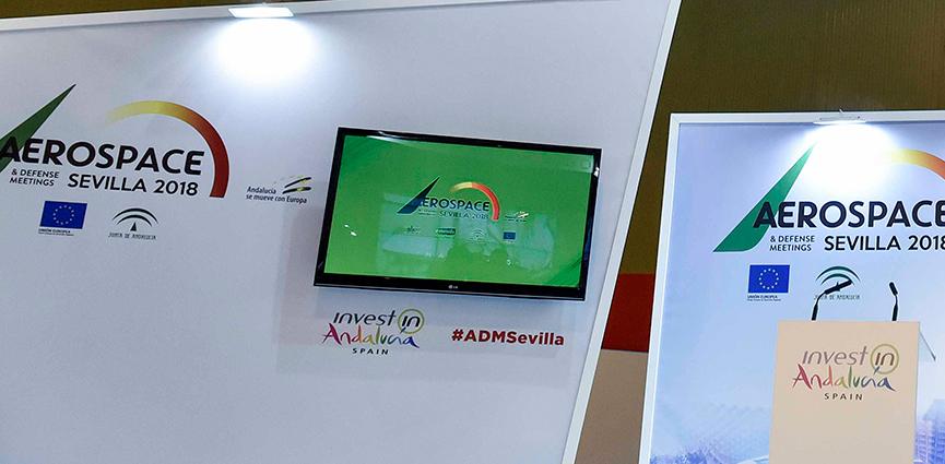 Aerospace & Defense Meetings-ADM Sevilla 2021 ya alcanza las 175 empresas inscritas de 18 países diferentes