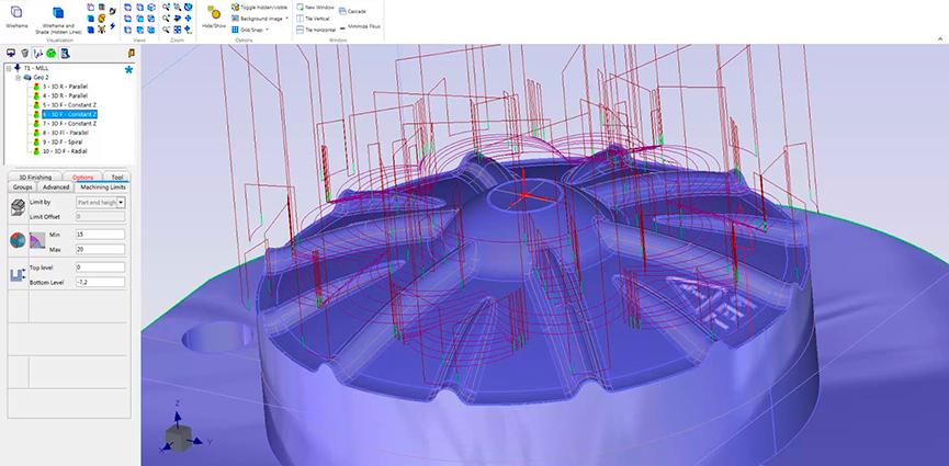 Cimatech presenta el nuevo FikusSt 20. El CAD/CAM especialmente desarrollado para el taller