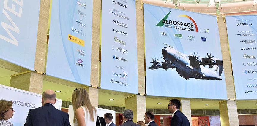 Juanma Moreno inaugurará Aerospace & Defense Meetings-ADM Sevilla 2021, el mayor evento de negocios del sector aeroespacial de España