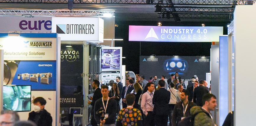 Advanced Factories. La primera feria y congreso presencial en Cataluña de 2021 arranca mañana para impulsar la innovación industrial