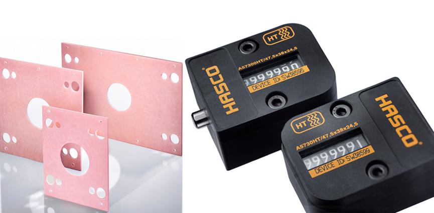 Contadores de ciclos HASCO para aplicaciones de alta temperatura
