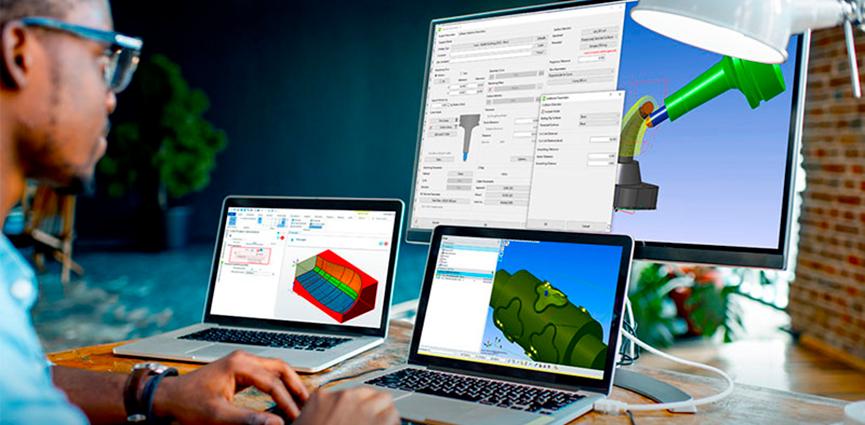 Hexagon permite a los fabricantes de moldes y matrices ofrecer a todos los clientes de WORKNC CAM un CAD 'consciente de la fabricación'