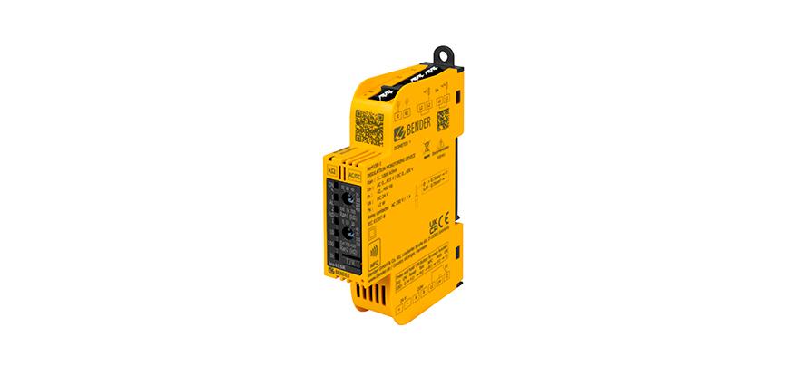 Así de fácil es estar seguro: El nuevo SmartDetect ISOMETER® iso415R