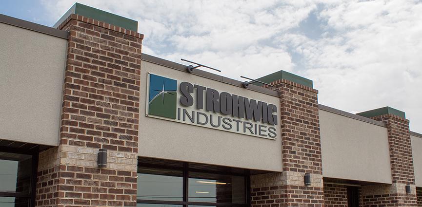 Strohwig. Exact Metrology Proporciona Escaneo y Capacitación  a una Empresa de Forja y un Taller