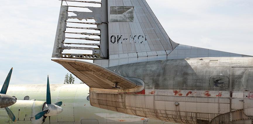 TCIDETEC Surface Engineering trabaja en dar una segunda vida a los metales de los aviones