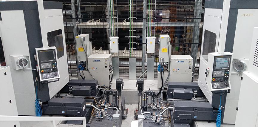 Trevisan. La inspección en Máquina-Herramienta aumenta la productividad del FMS en un 60%