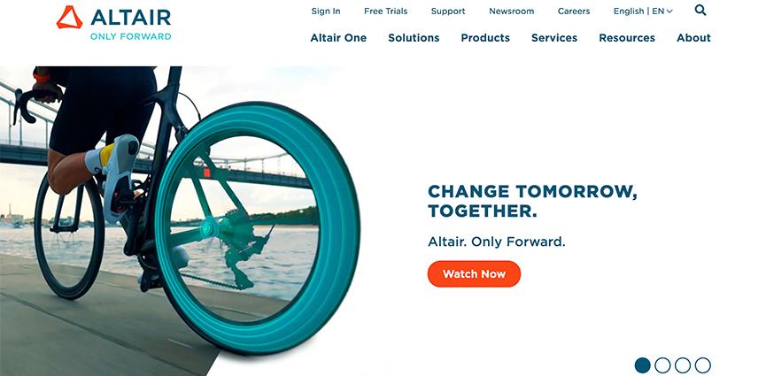 La Experiencia Altair Future. Industry Explora el Futuro de la Fabricación Avanzada