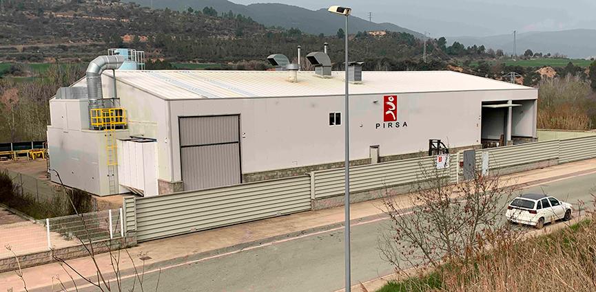Pintura Industrial Reus S.A. confía en ELGi para reducir el consumo energético y disminuir su huella de carbono