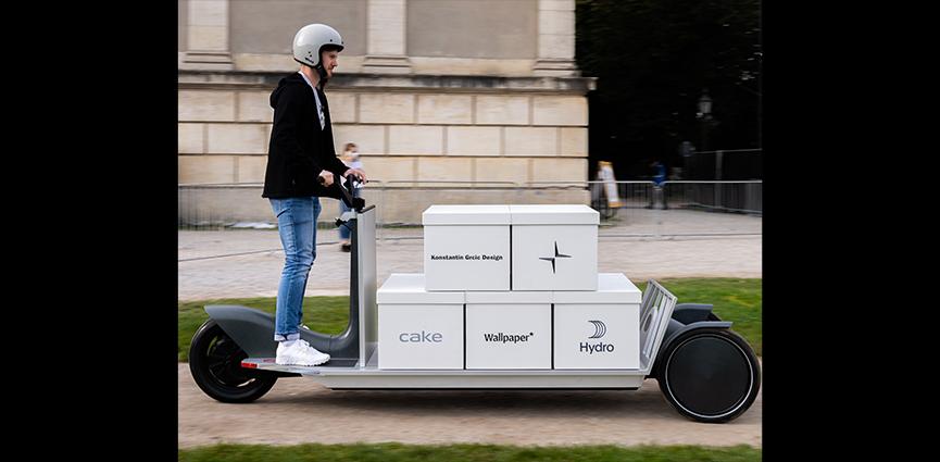 Hydro participa en la creación de un vehículo sostenible para la entrega de mercancías en la última milla