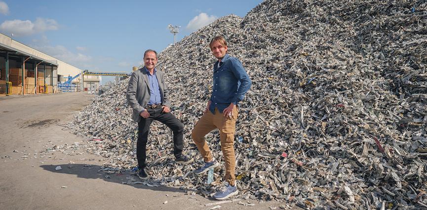 La nueva vida del aluminio reciclado, gracias a Centro Rottami, Indinvest y a los equipos de clasificación de TOMRA Recycling